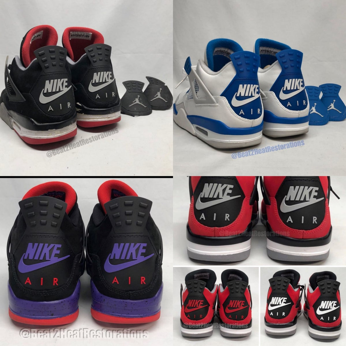 Image of 99' Style 4's (Pairs)