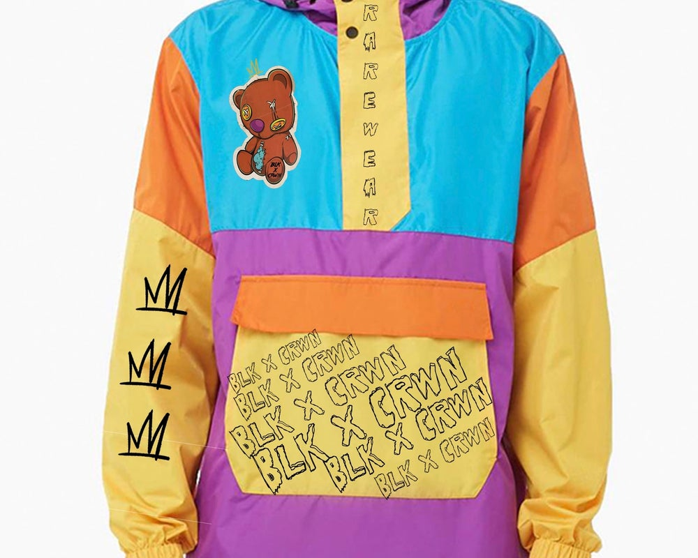 Image of BEARly Rare  Windbreaker