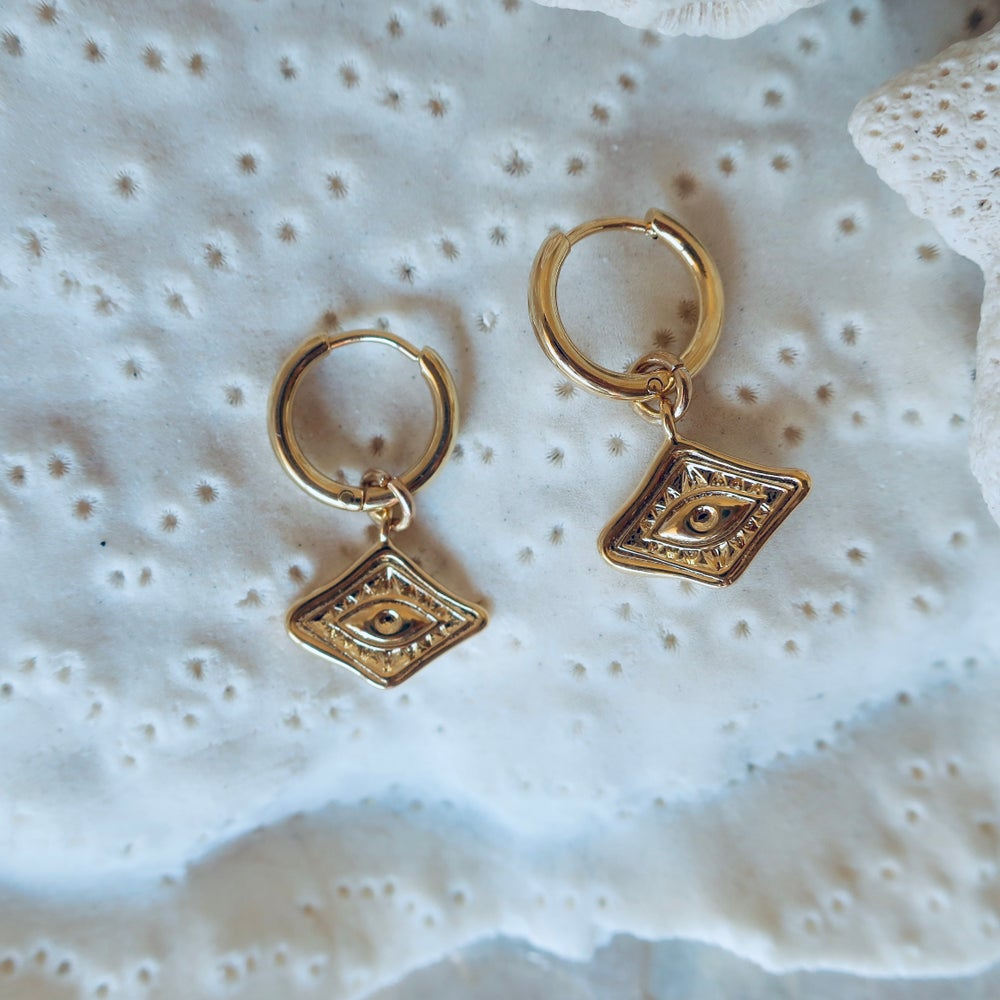 Image of Nevermind Earrings