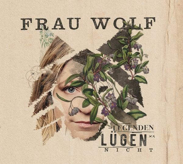 """Image of PRE ORDER: Debütalbum (ab 31.01.20) """"Legenden Lügen Nicht"""" CD"""