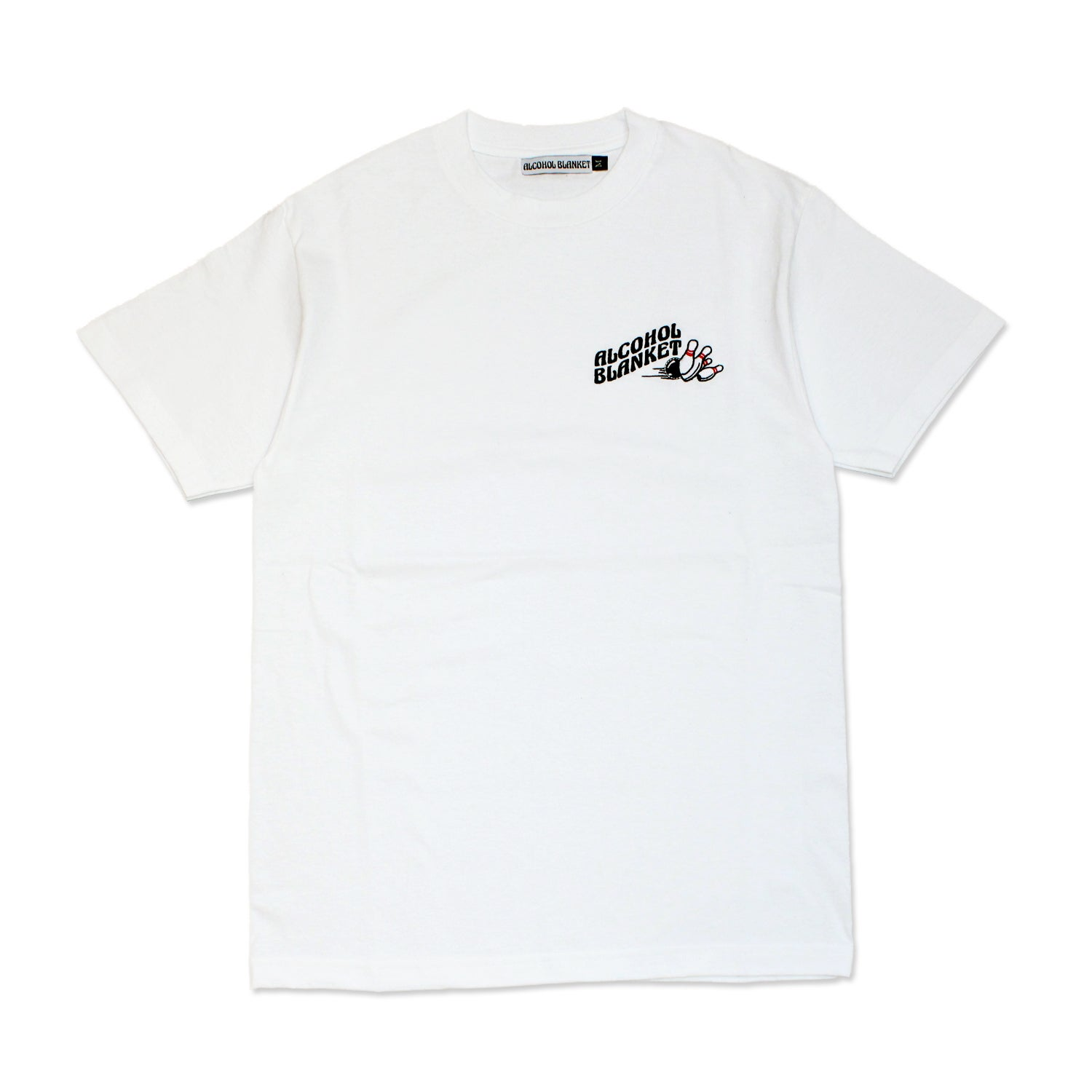 Image of Bowling T-Shirt White
