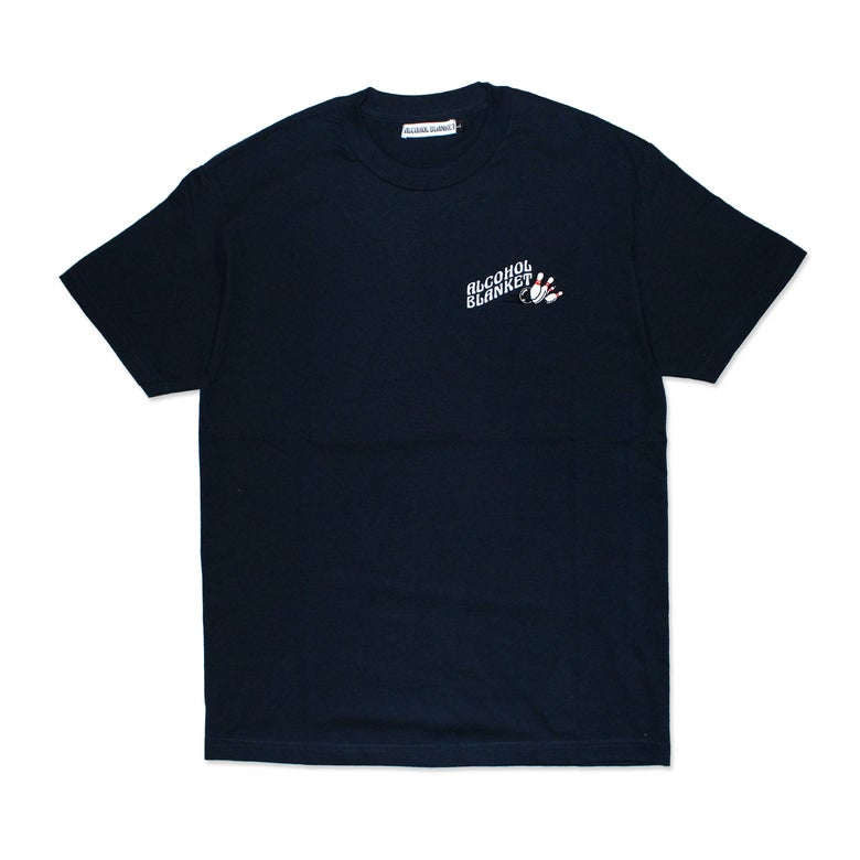 Image of Bowling T-Shirt Navy