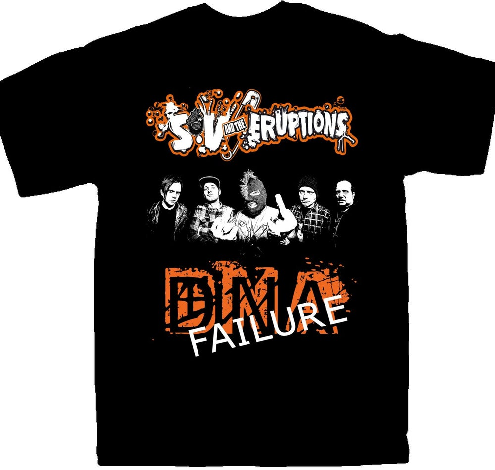Image of DNA FAILURE - T-SHIRT
