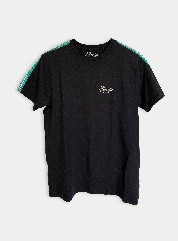 Keep it clean dark blue T-shirt