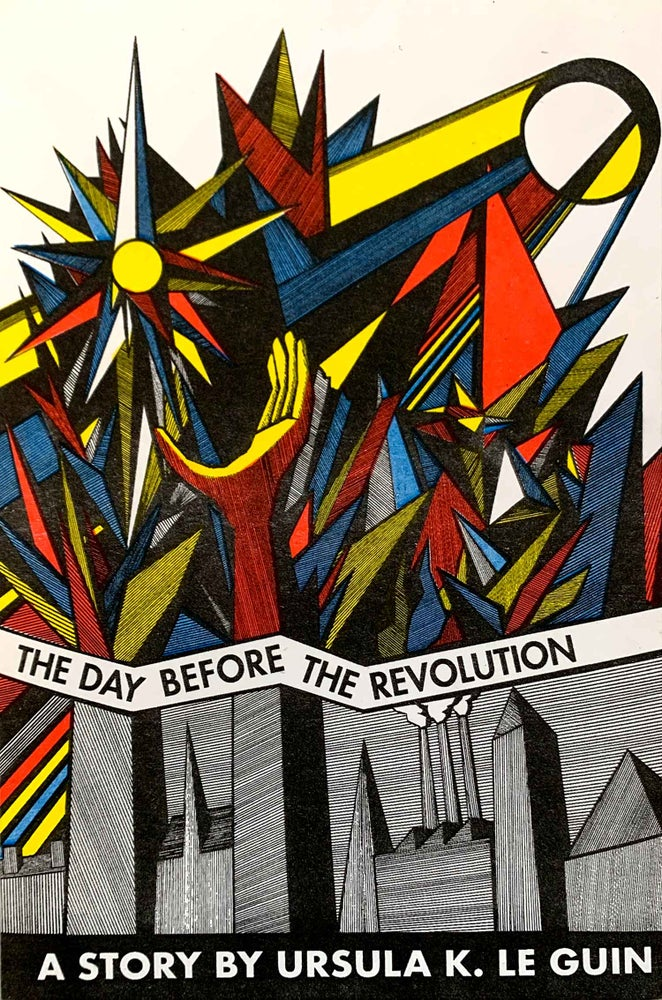Image of The Day Before The Revolution