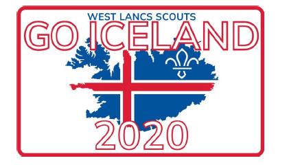 Image of Go Iceland Badge (Zak)