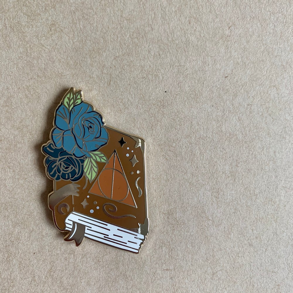 Image of Archive of Magic Collection [Magical Book Pin's]