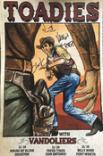 Image of Toadies Western Show Poster - SIGNED