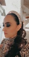 Emily Rhinestones Headband