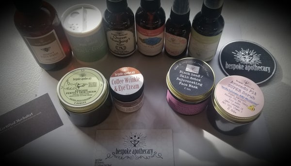 Image of *N E W  Complete Anti-Aging/Anti-Acne Bespoke Skin Care Line - 10 products!