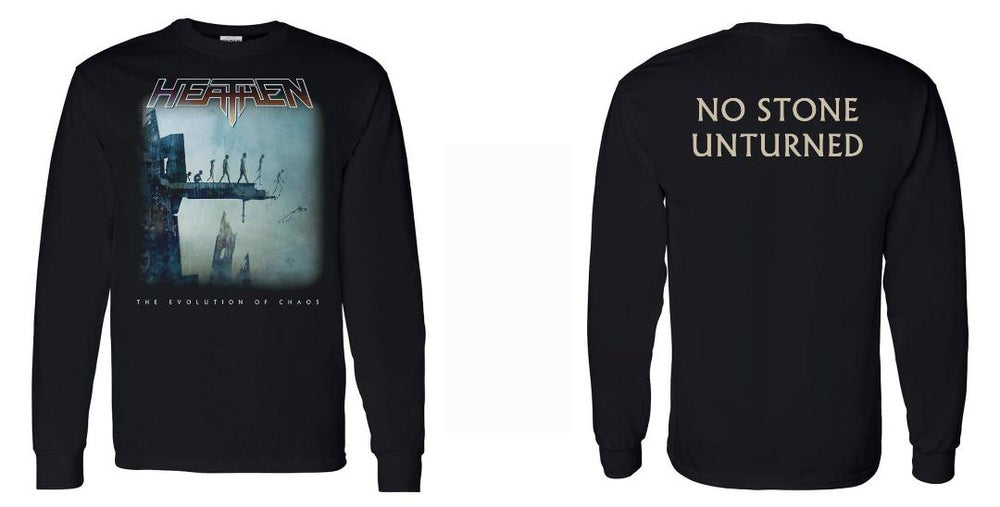 Image of The Evolution Of Chaos 2LP (2020 Reissue) + T-Shirt/Longsleeve/Hoodie Bundle