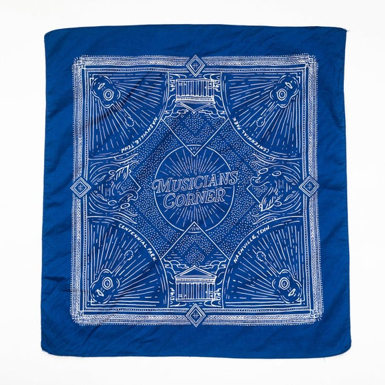 Image of Bandana (Blue)
