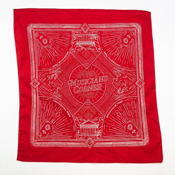 Image of Bandana (Red)