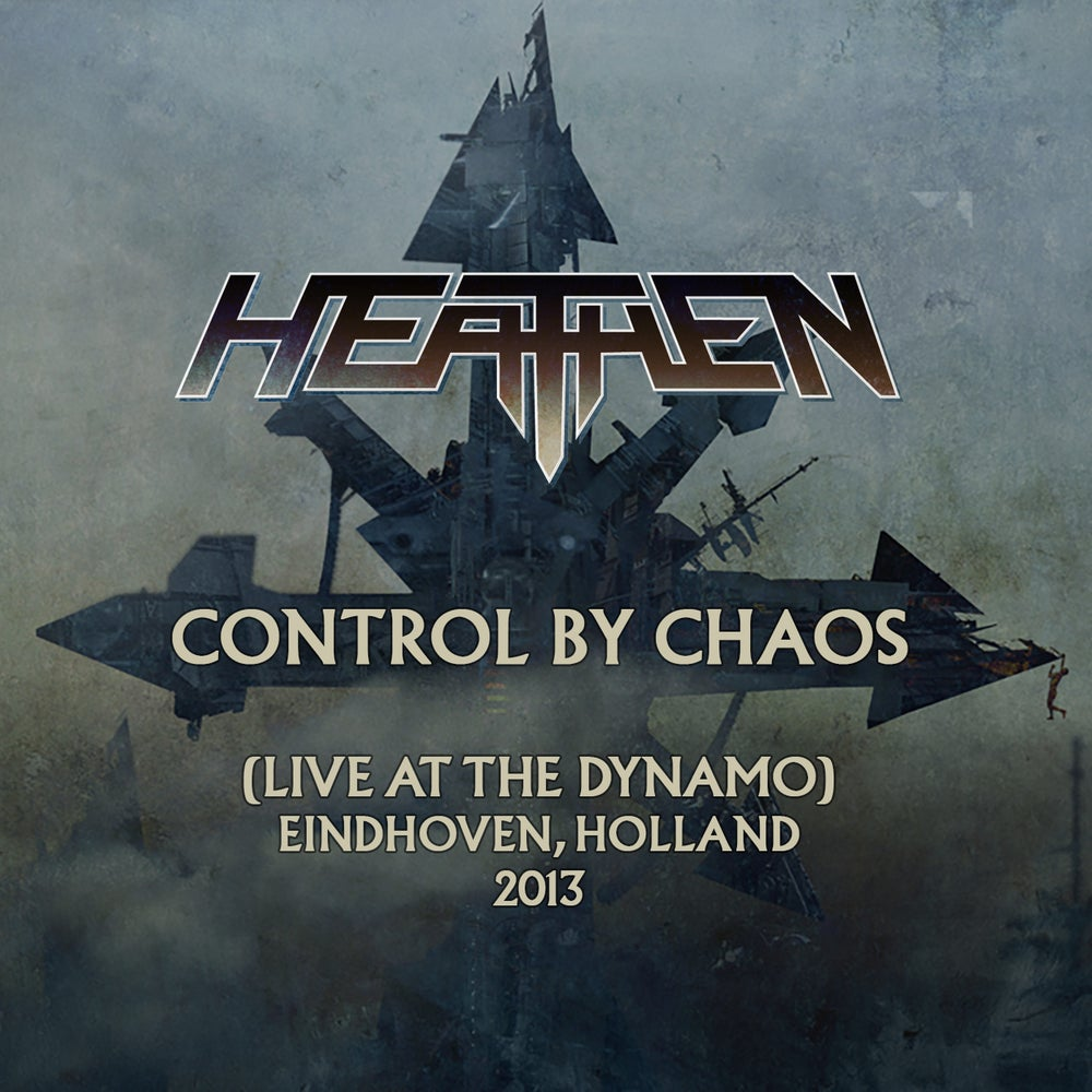 Image of Control By Chaos (Live at the Dynamo) (Digital Single)