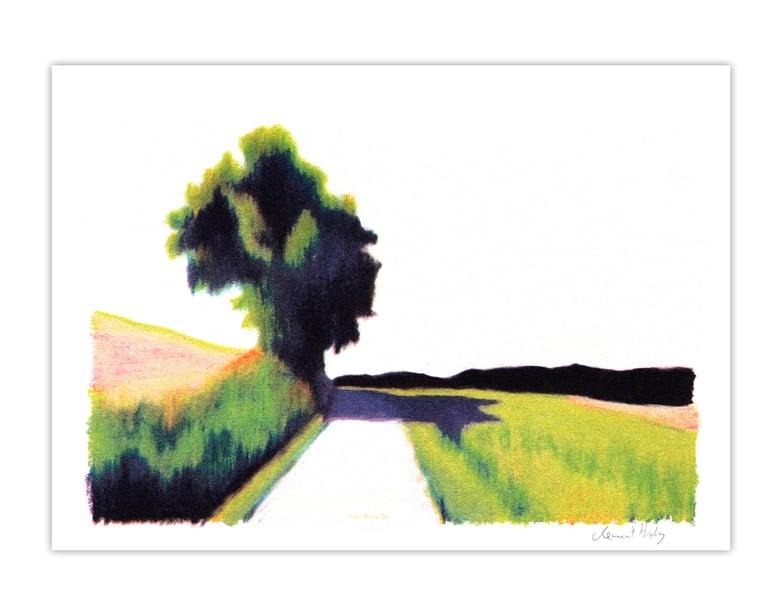 Image of Occitanie #1 (risograph, A5)