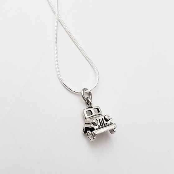 Image of JEEP Front end Necklace