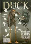 Image of Duck: Birds and Pencils - Florian Satzinger