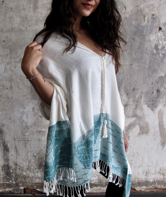 Image of   Bamboo & Cotton Wrap