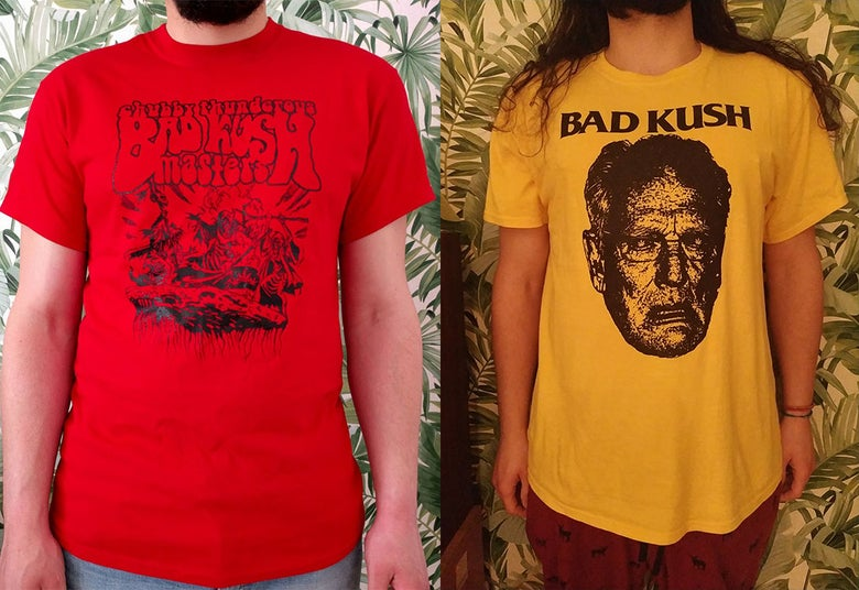 Image of ginger baker or krones of the kiln t-shirts