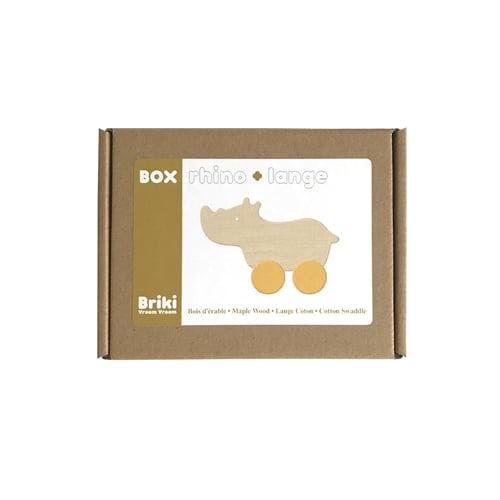 Image of Box Rhino + lange