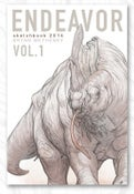 Image of Endeavor Vol. 1 Sketchbook 2014 by Brynn Metheney