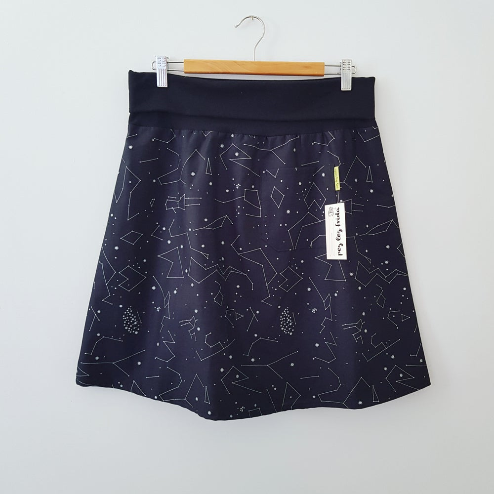 Image of Gus Skirt - Constellation *LAST ONE SIZE L*