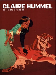 Image of Claire Hummel Art Books