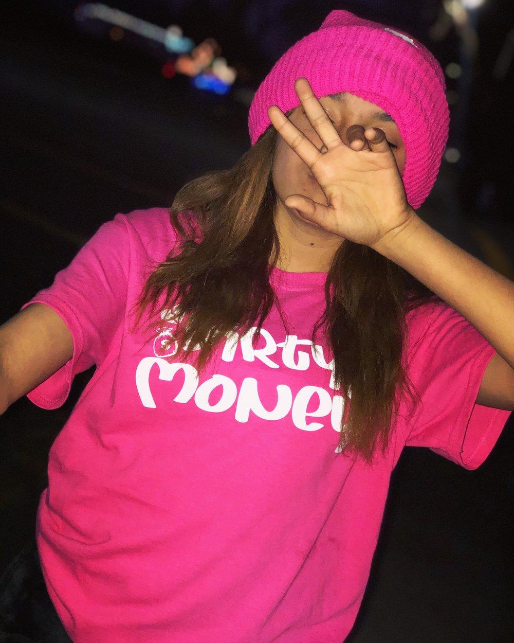 Dirty Money (Pink)