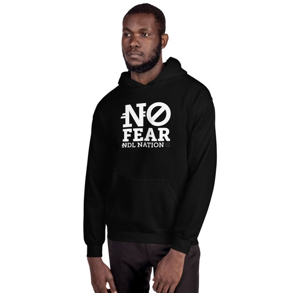 "Image of ""No Fear"" Hoodie (Unisex)"