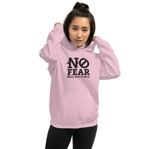 "Image of ""No Fear"" Hoodie (Unisex)"