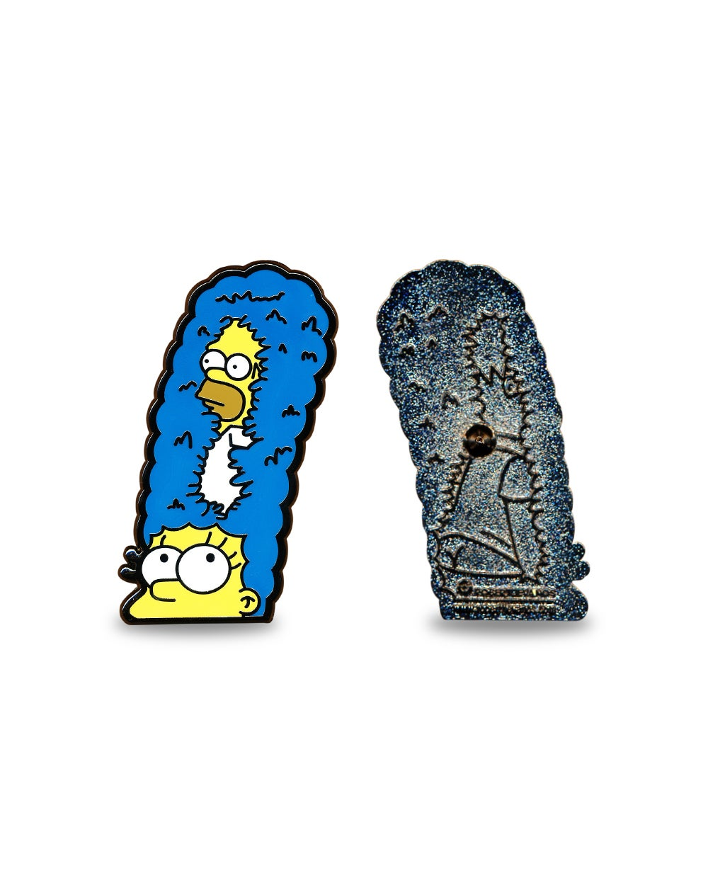 Image of D'oH Sorry Marge - Lapel Pin