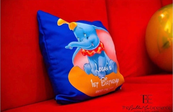 Image of Full Color Printed Pillows
