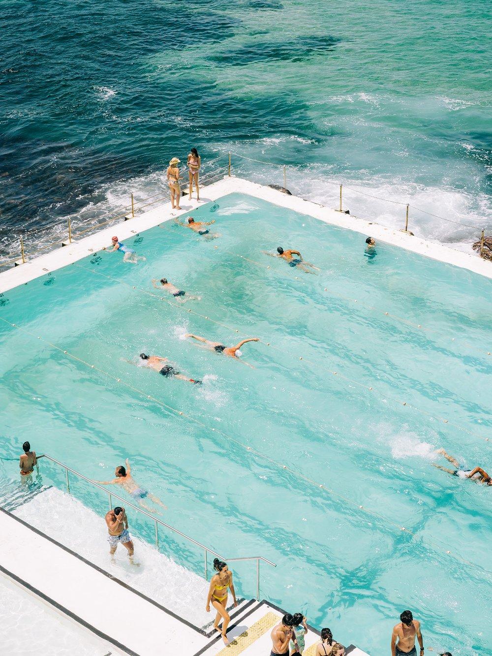 Image of Icebergs  Sydney, Australia
