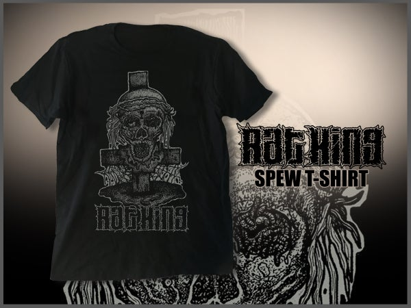 Image of Rat King - Spew T-SHIRT