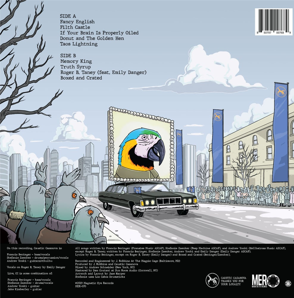 Image of God How I Envy The Deaf Brilliant Yellow Vinyl