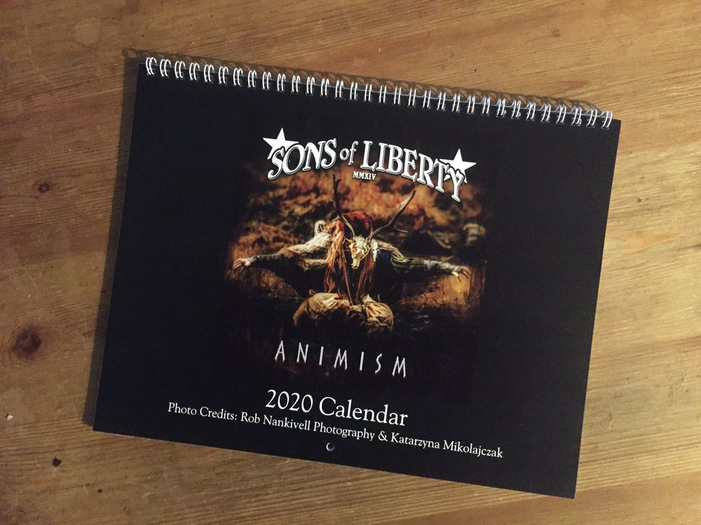 Image of 2020 Animism Calendar