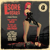 Image of DLP. V.A. : The Sore Losers.     Ltd 21st anniversary edition.