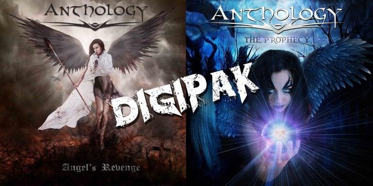 Image of Digipak albums!