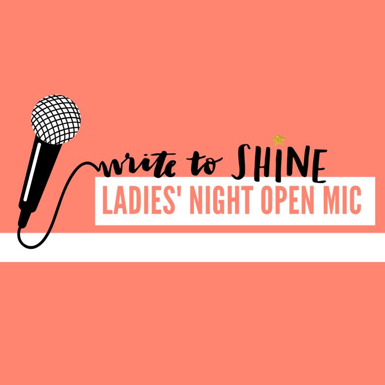 Image of Ladies' Night Open Mic