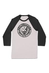 Image of NJPW Classic Logo Black T-Shirt