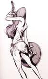 Harlequin The Art of Yingjue Chen