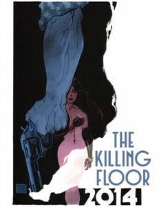 Image of The Killing Floor - Sketchbooks from Tim Sale