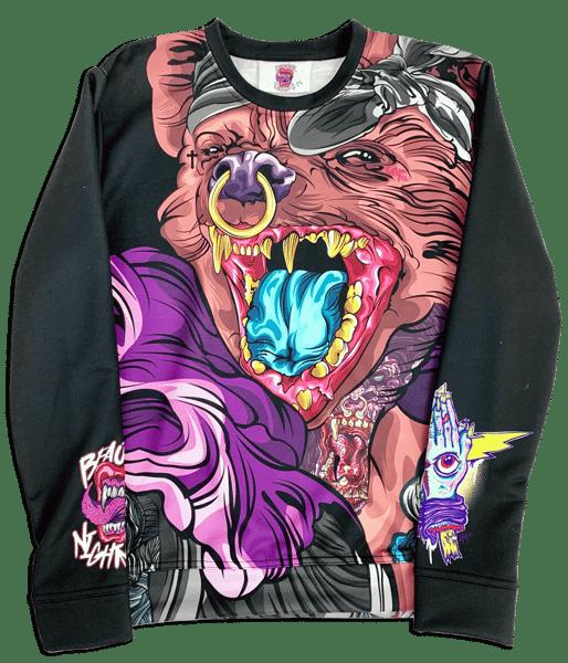Image of Blue Tongue (sweatshirt)