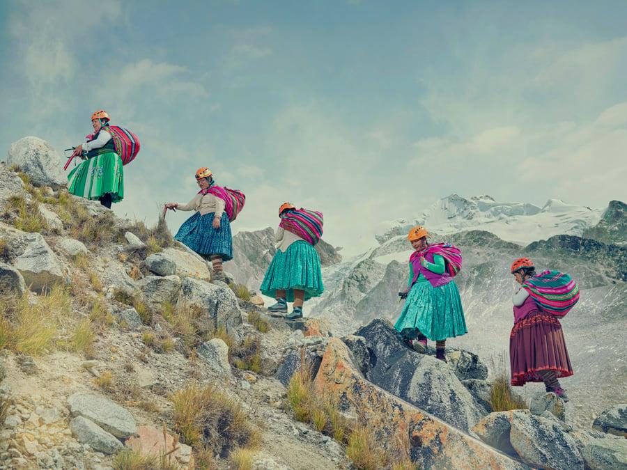 Image of Cholitas Escaladoras