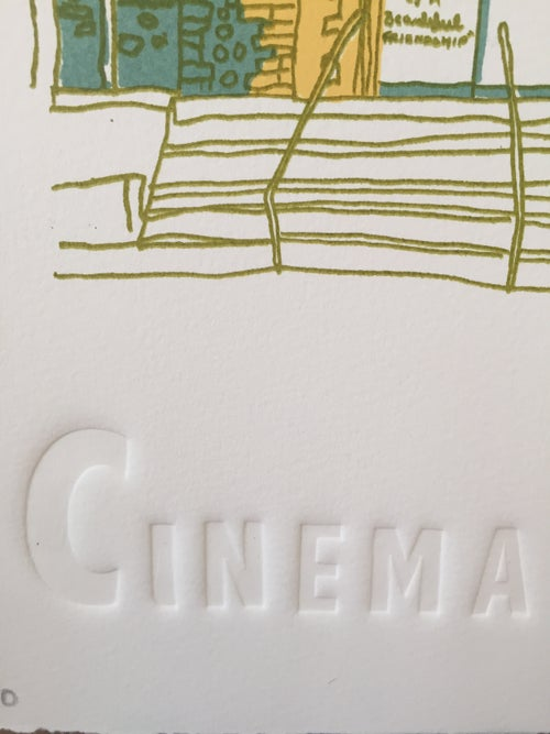 Image of C is for Cinema City