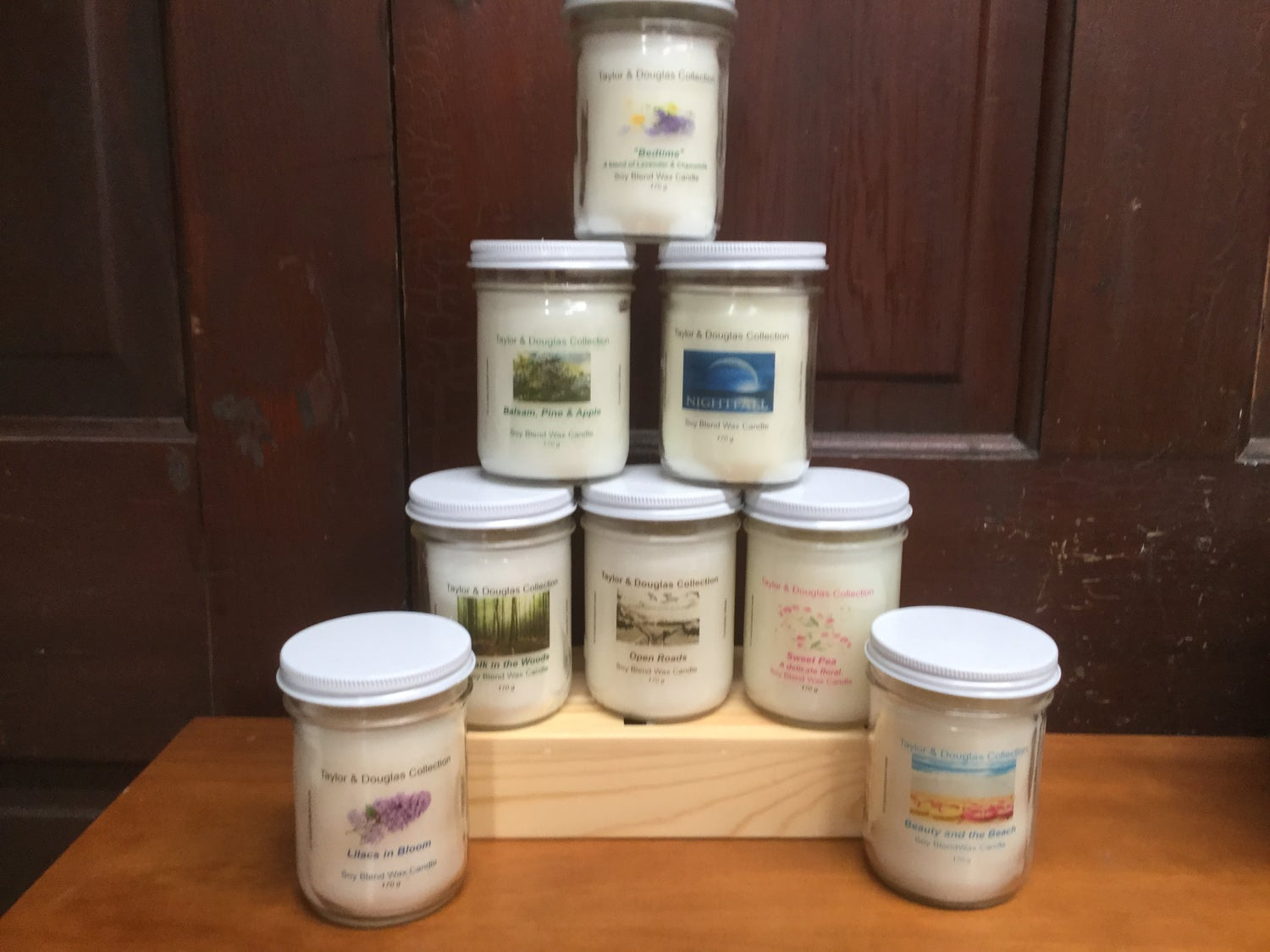 Image of 6 Oz. Candles
