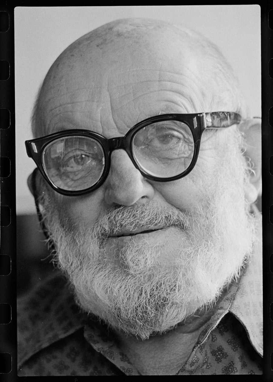 Image of The Eyes Of Ansel Adams