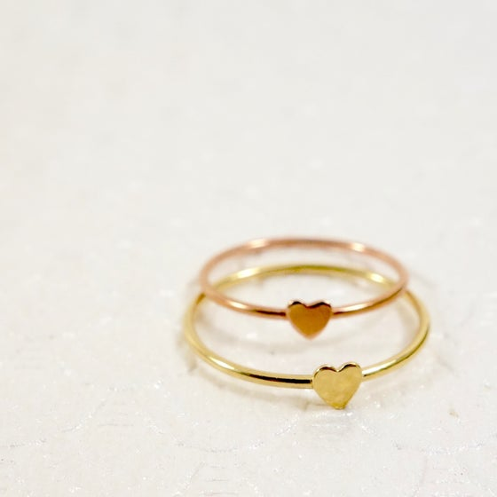 Image of Mini Charm Ring