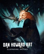 Image of Dan Howard Art: Illustrations - Sketches
