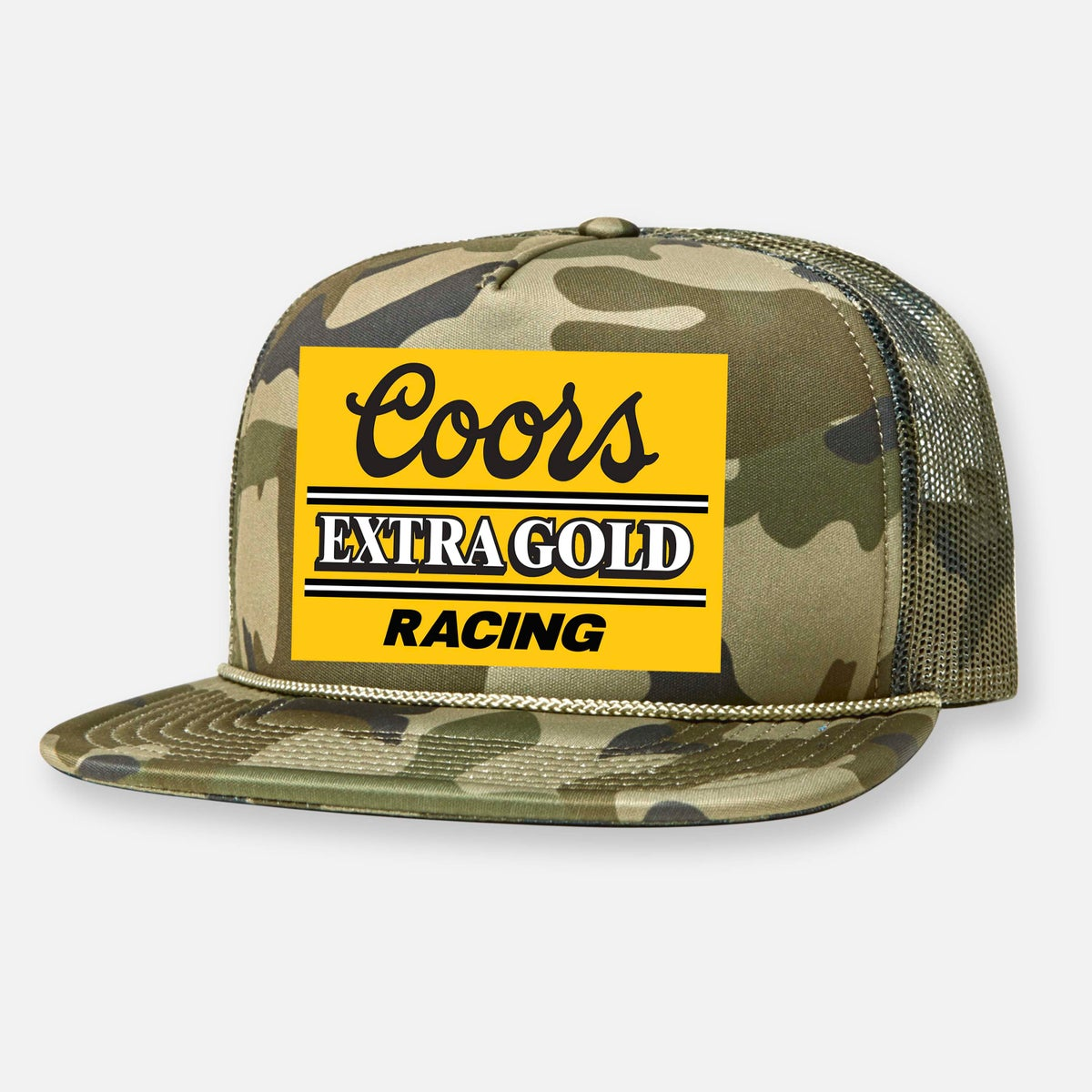 Image of COORS EXTRA GOLD RACING HAT